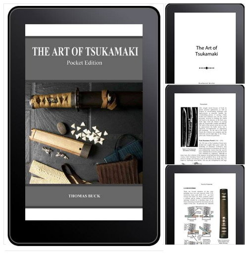 Art of Tsukamaki on Kindle